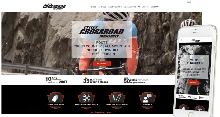 Crossroad Cycles